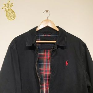 "Polo Ralph Lauren - ""Landon"" Cotton Windbreaker"